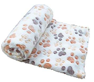 Kitty princess Mascota almohadilla almohadilla perro manta otoño e invierno cálida manta terciopelo coral grueso: Amazon.es: Productos para mascotas