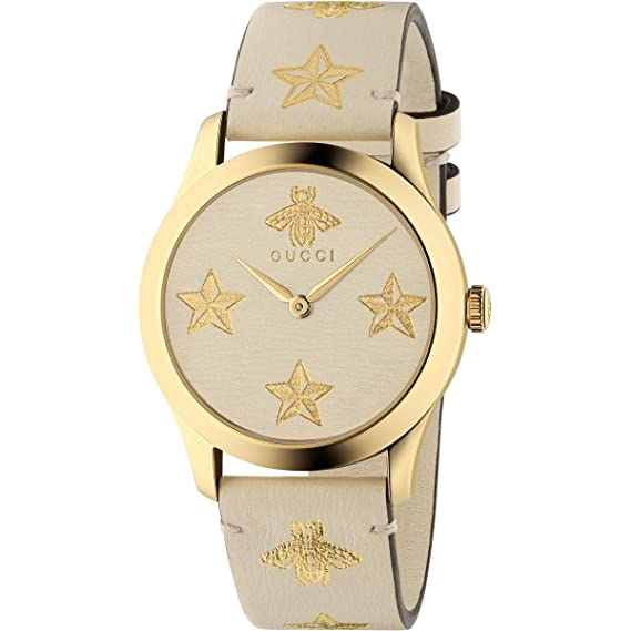58f4f66757b Gucci G-Timeless Watch YA1264096  Amazon.ca  Watches