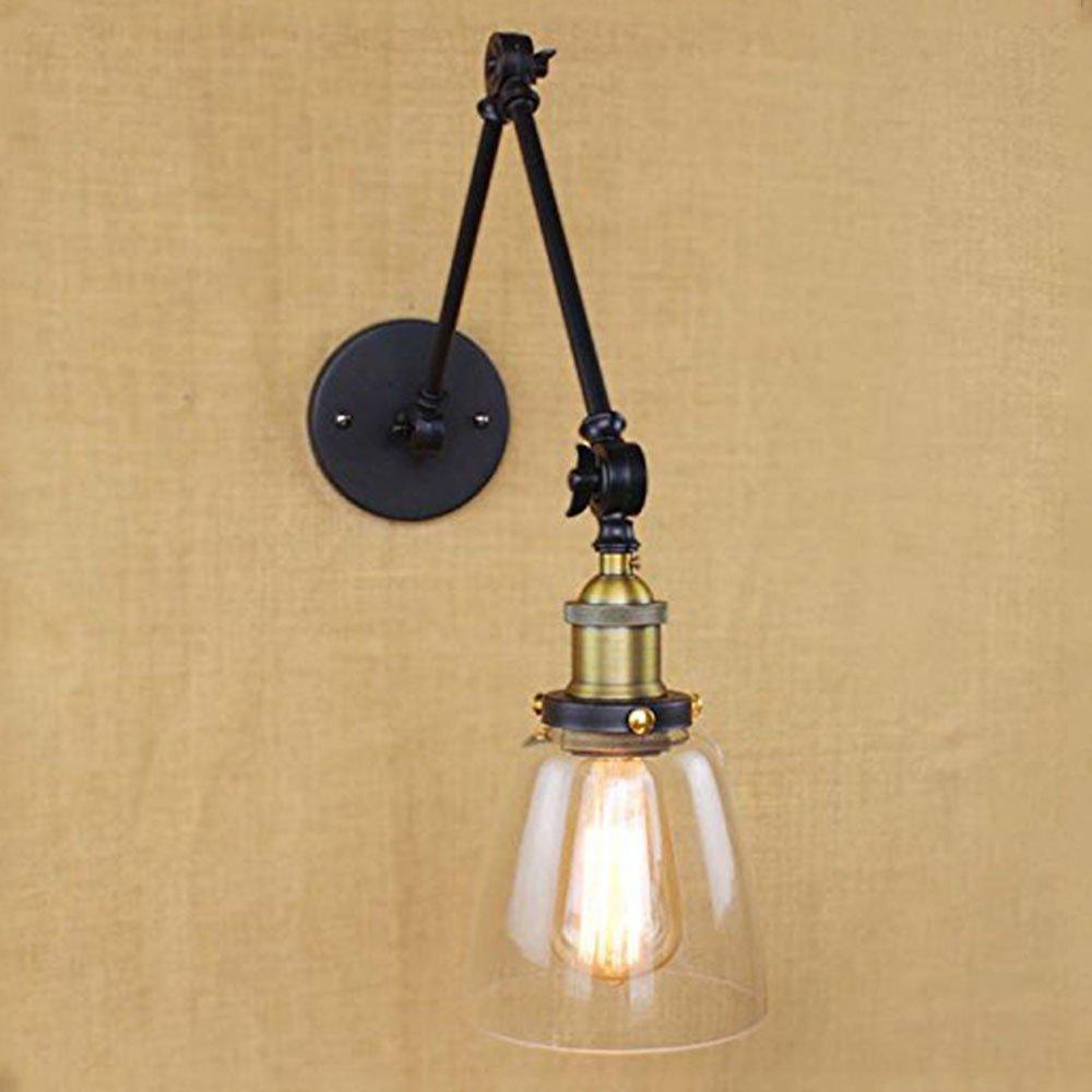 Amazon.com: Lámpara de techo colgante estilo clásico largo ...