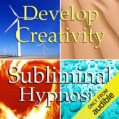Develop Creativity Subliminal Affirmations: Creative Flow, Positive Energy, Solfeggio Tones, Binaural Beats, Self Help Meditation