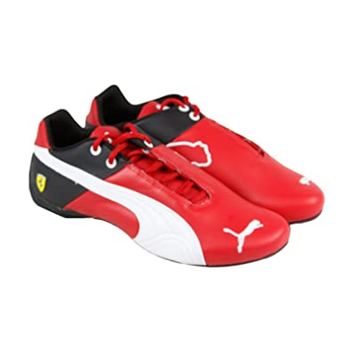 Puma Future Cat Leather SF -10- amazon-shoes rosso iD2DNFd