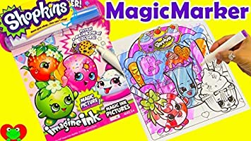 shopkins imagine ink picture book by imagine ink - Imagine Ink Coloring Book