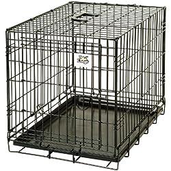 Little Giant Pet Lodge Small Single Door Wire Pet Crate