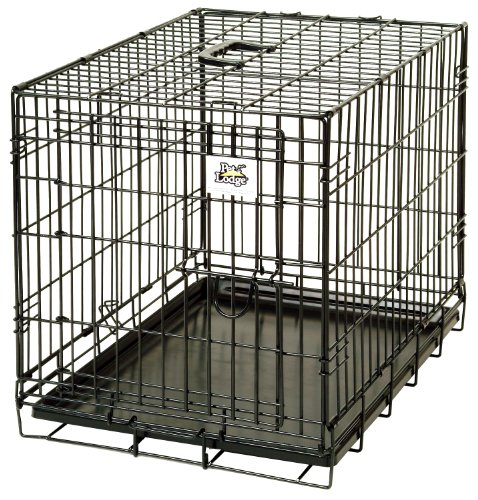 Little Wire Giant (Little Giant Pet Lodge Small Single Door Wire Pet Crate)