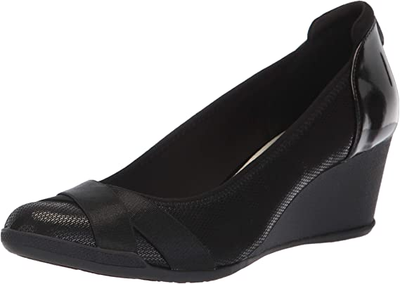 Anne Klein Women's Timeout Wedge Pump