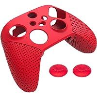 Prettyia Capa protetora de controle para controle Xbox Series S X, capa de silicone antiderrapante macia, protege contra…