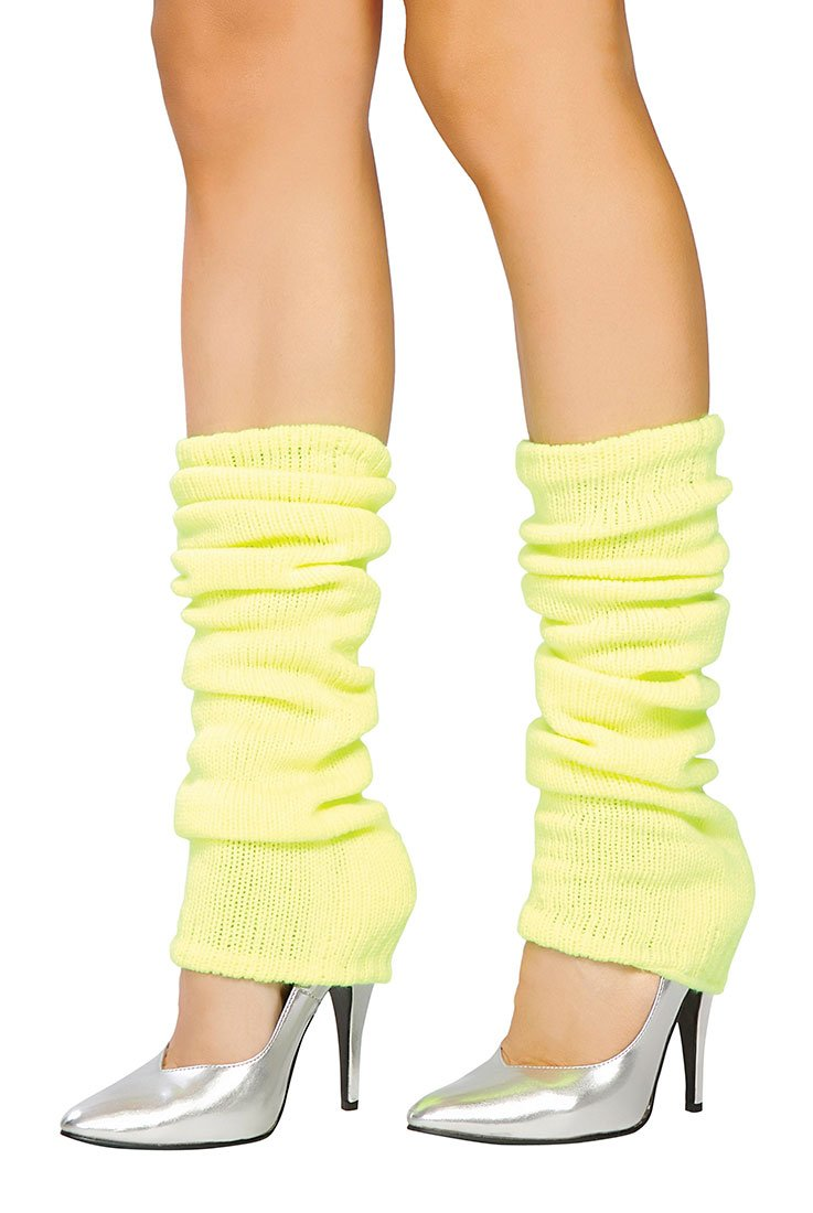 Leg Warmers Available In Various Colours