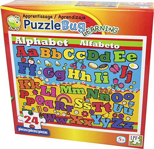 Spanish Alphabet 24 Piece - 3
