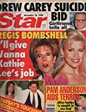 Star 1996 Dec 10 Drew Carey,Regis,Pamela Anderson,Starsky's Wedding,Vanna White