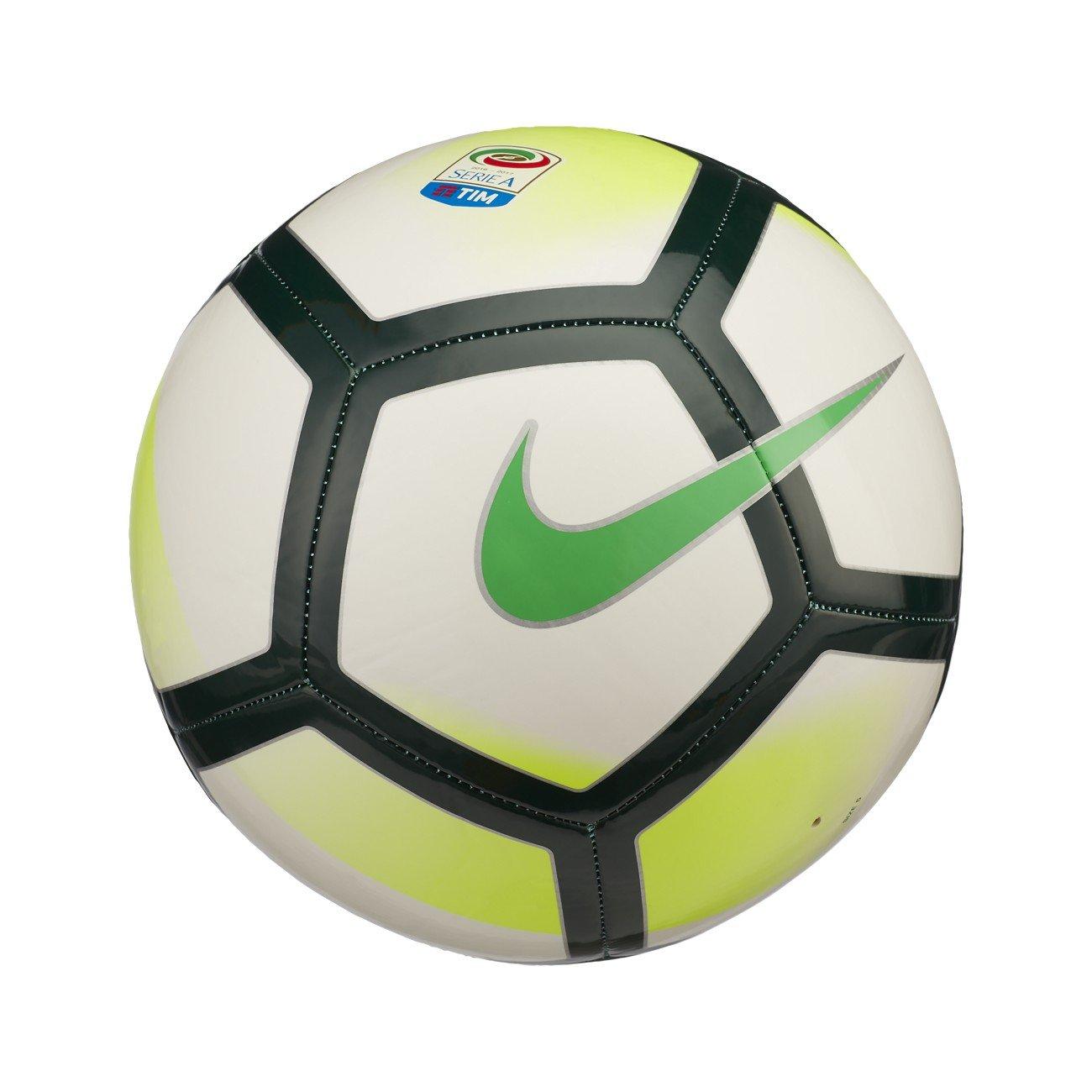 Nike - Balón de fútbol Pitch de la liga italiana de Serie A Tim de ...