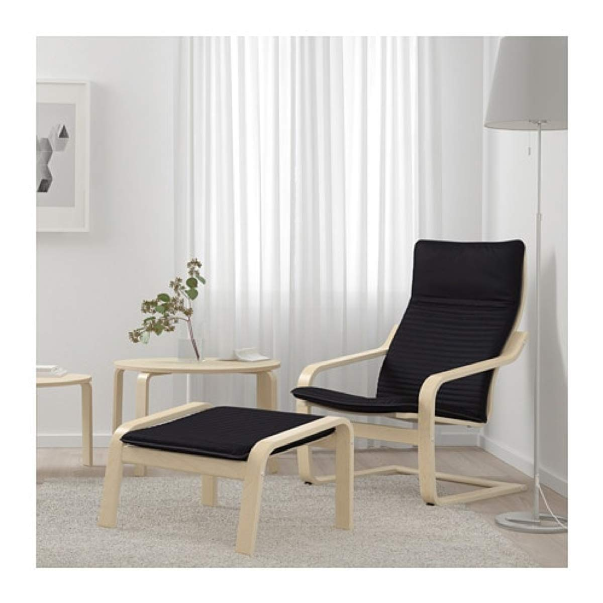 Amazon.com: IKEA 892.446.60 - Jardinera otomana para pájaros ...