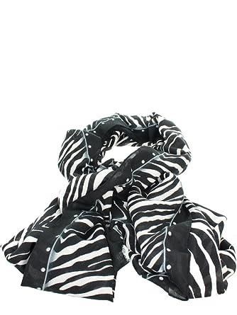 Guess - Foulard Kaia Noir (TU)  Amazon.fr  Vêtements et accessoires 34d0ecc86ac