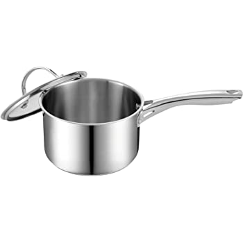 Amazon Com Cooks Standard 3 Quart Stainless Steel