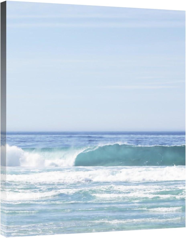 Coastal I Giclee Stretched Canvas Artwork 28 x 22 Global Gallery Brookview Studio