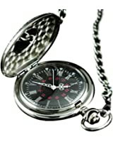Mens Watch Pocket Watch With Roman Numerals