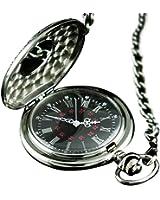Mens Watch Pocket Watch With Roman Numerals