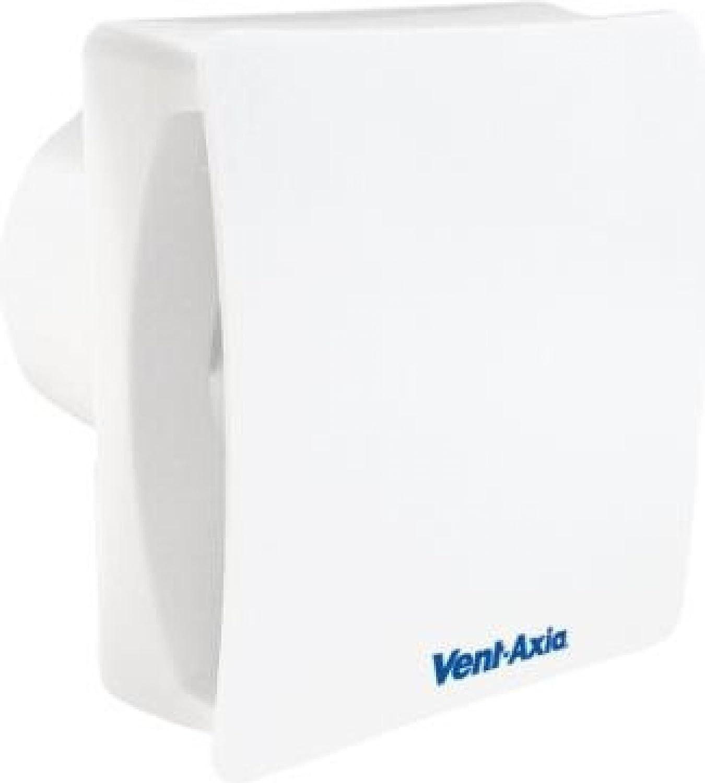 Vent-Axia 446658B Silent Axial Badventilator WC Ventilator 230V wei/ß