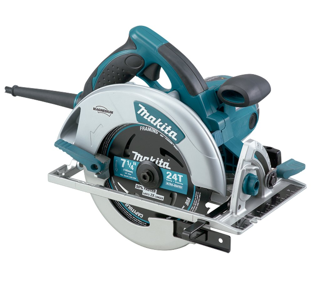 Makita Magnesium 7 ¼-Inch Circular Saw (5007MG) Review 1
