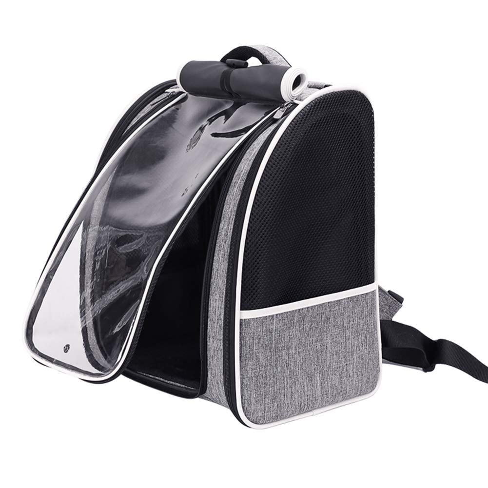 L33.5W27H42cm Dog Carrier Backpack,Foldable Pet Backpack Ventilated Design for Small Cats and Dogs Cycling & Outdoor Use