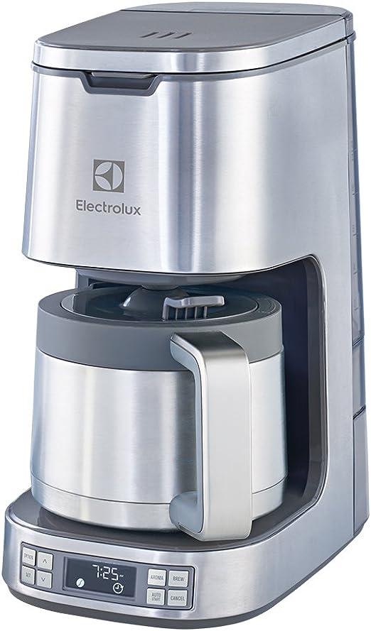 Electrolux ELTC10D8PS Expressionist cafetera térmica de acero ...