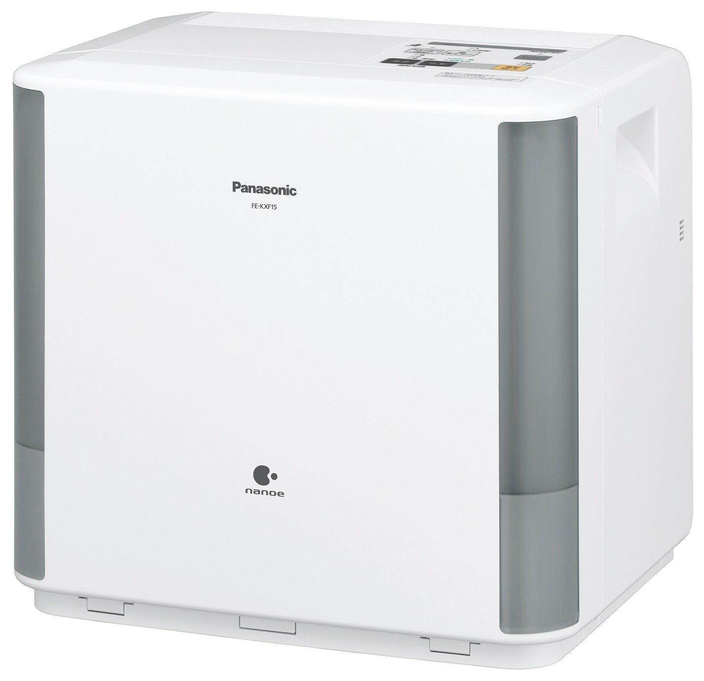 パナソニック 気化式加湿器 FE-KXF15-W