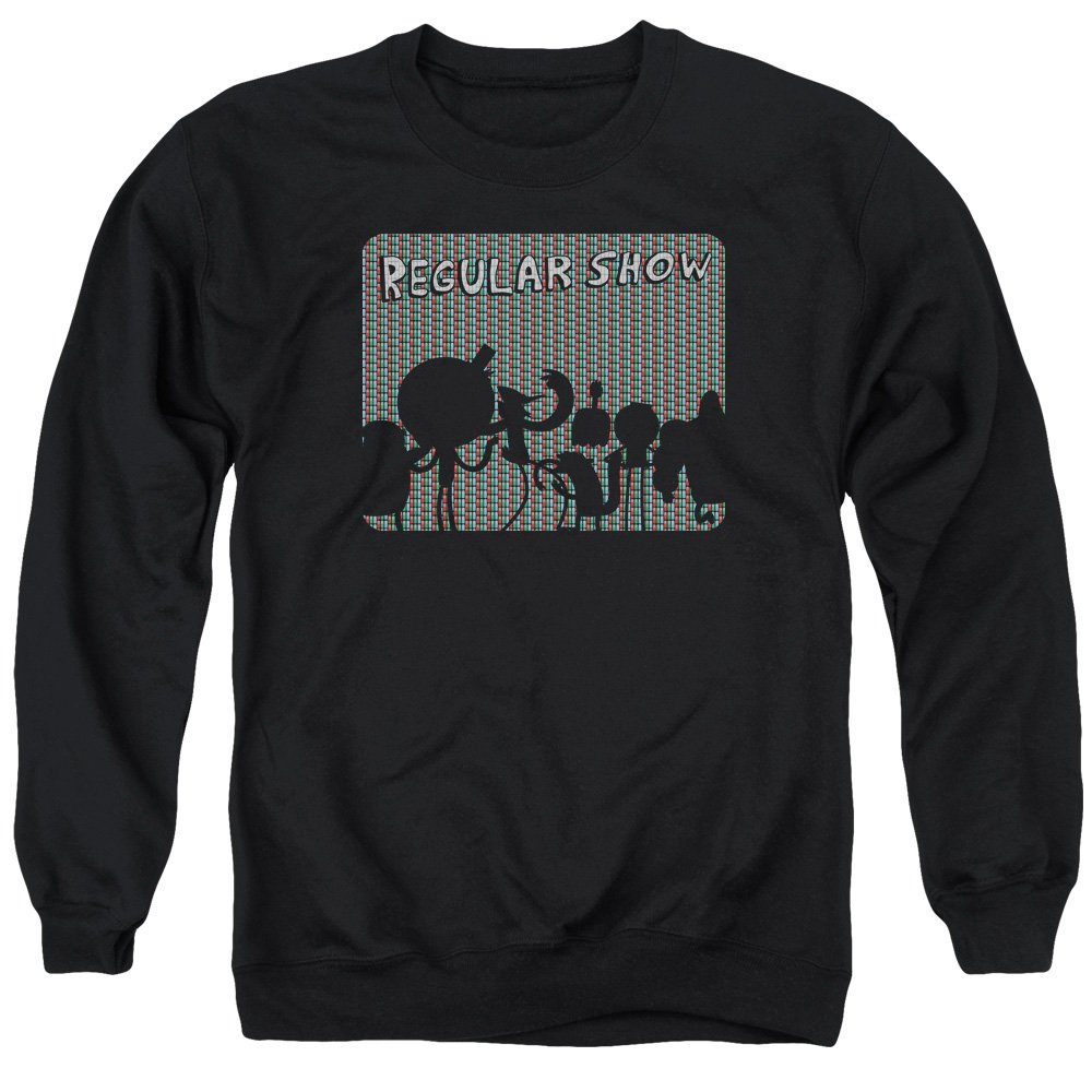 Regular Show - - Männer RGB Group Sweater