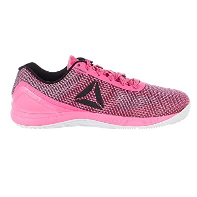 new style 89e69 077a4 Reebok Men s CROSSFIT Nano 7.0 Sneaker, Men s Poison Pink Black White, ...