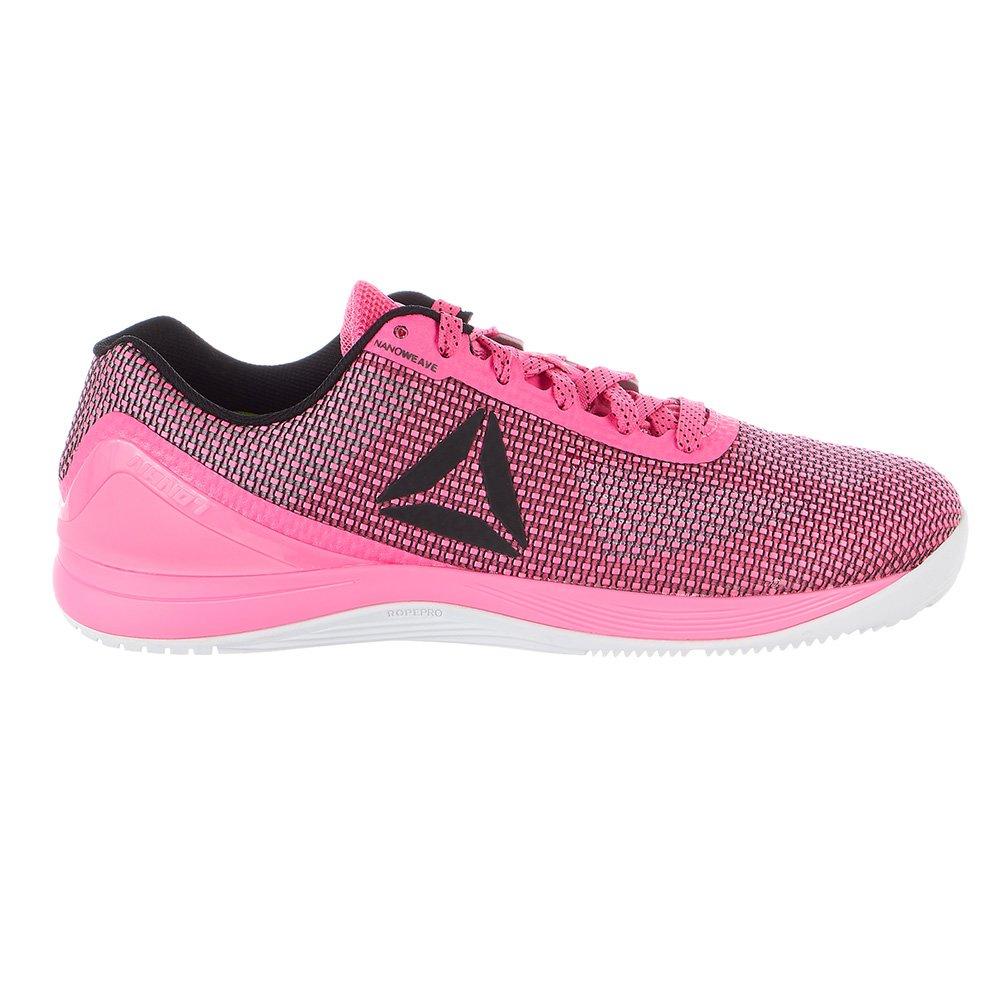 Reebok Men's Crossfit Nano 7.0 Cross-Trainer Shoe B071H6YLZY 10 D(M) US|Men's Poison Pink/Black/White