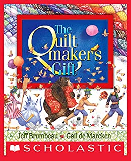 Image result for the quiltmaker's gift