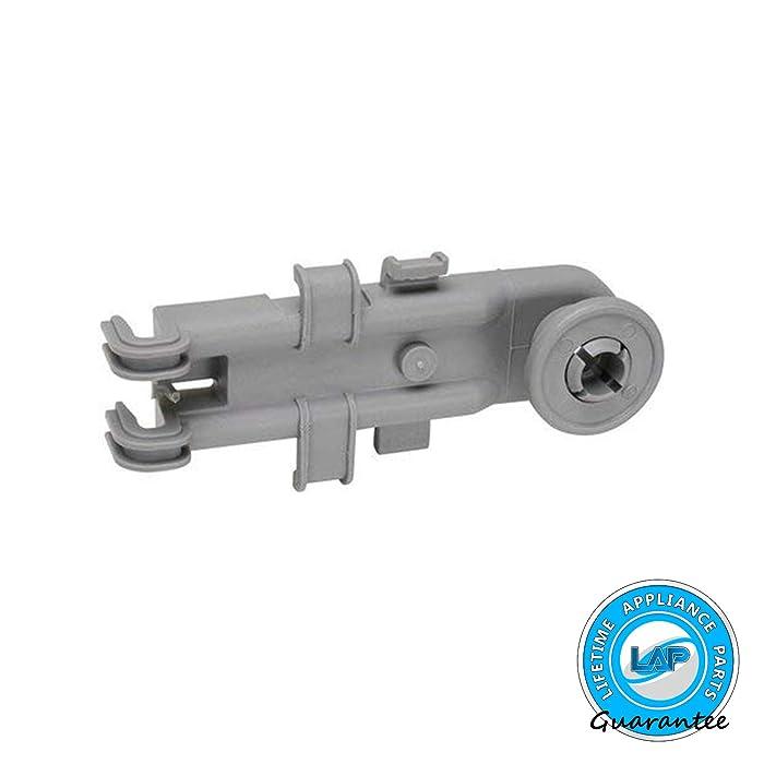 Ultra Durable 8268743 Upper Rack Wheel for Whirlpool Dishwasher