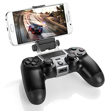 can i connect my ps4 controller to my iphone 8 plus