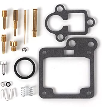 Carburetor Rebuild Kit Repair Carb for Raptor 80 YFM80R YFM80 2002 2003 2004 2005 2006 2007 2008