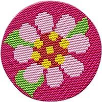 Tubayia - Juego de Cojines Redondos para niños
