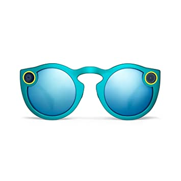 Snapchat 2016 Spectacles -Turquoise  Amazon.fr  High-tech d9b235d66f88