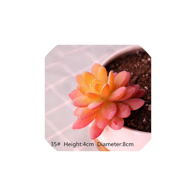 YP-fashion-Artificial-Succulents-Land-Lotus-Plants-Grass-Desert-Artificial-Plant-Landscape-Fake-Flower-Arrangement-Garden-Home-Decoration35