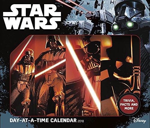 Star Wars Saga 2018 Day-at-a-Time Box Calendar