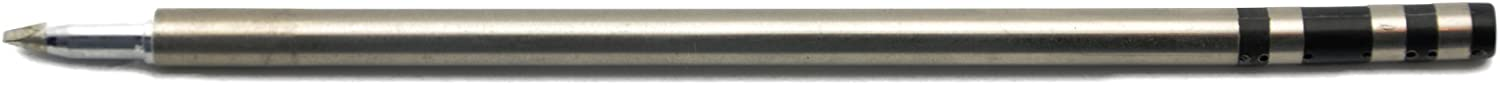 Chisel Soldering Iron Tip WQ-3BC Lead Free Type with Heater Cartridge