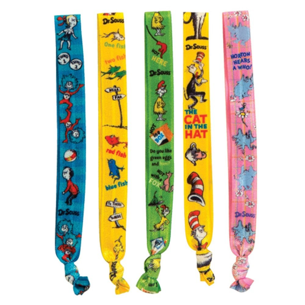 Dr. Seuss Stretch Bookmarks Assortment #1 50/Pkg