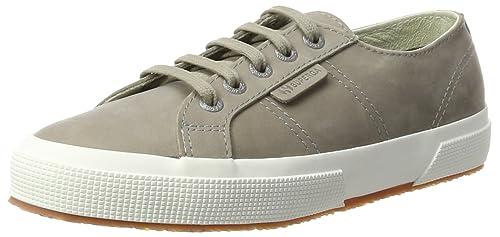 Superga 2750 NBKU, Zapatillas para Mujer, Grau (Grey Sage), 41 EU: Amazon.es: Zapatos y complementos