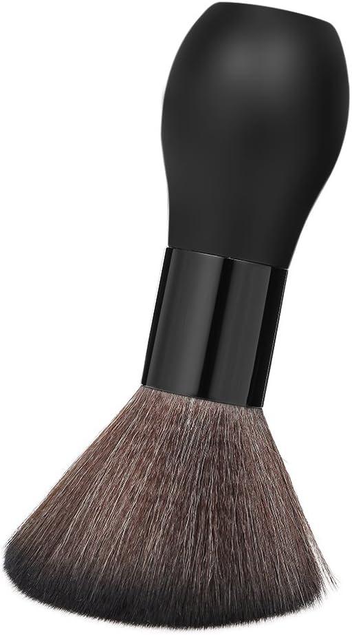 Barber Neck Face Duster Brush Cleaning Hairbrush Hair Sweep Brush Salon Haircutting Tool Ultra Soft Nylon Hair