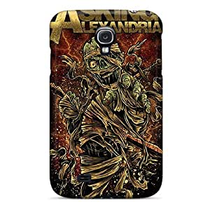 Durable Case For The Galaxy S4- Eco-friendly Retail Packaging(asking Alexandria)