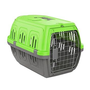 Mascotas Airbox Perros Coño Cajas salientes Cajas de verificación Cajas de Viaje Cajas de Transporte Jaula Mochila portátil Portador Bolsa: Amazon.es: ...