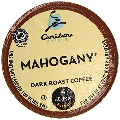 Caribou Coffee Mahogany Brewers 24 Counts