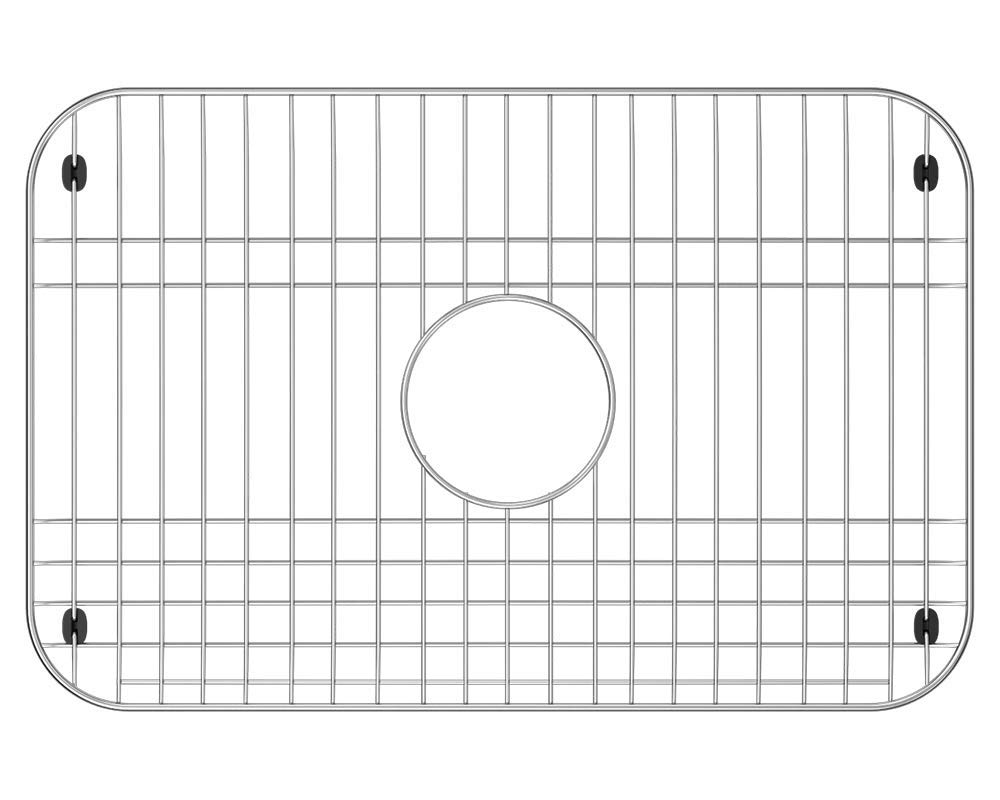 MR Direct 6003-KO-G Stainless Steel Kitchen Sink Grid, comparable with the Kohler K-6003-ST Chrome finish