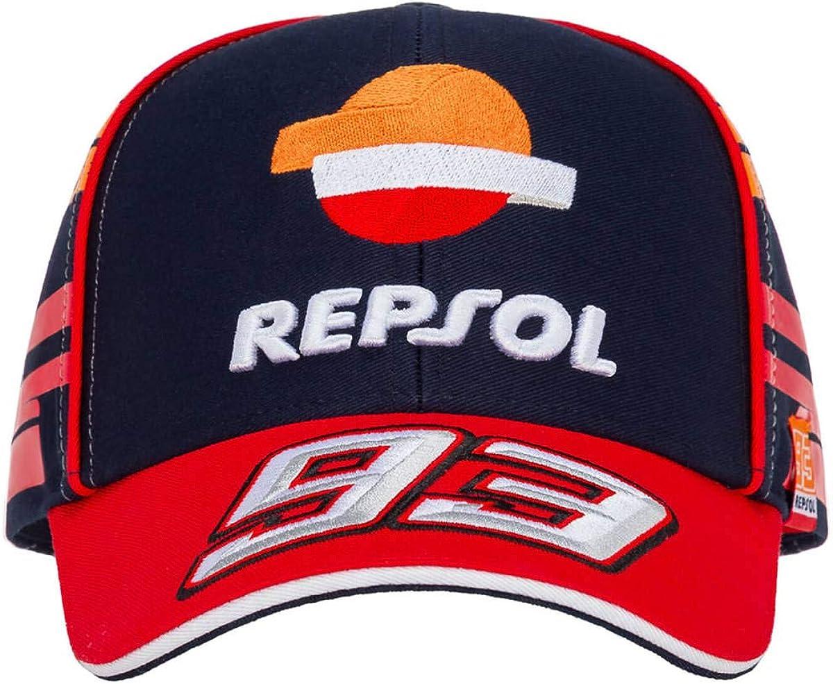 Repsol Marc Marquez Dual Cap: Amazon.es: Ropa y accesorios