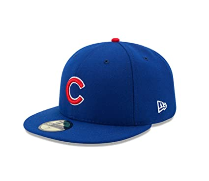 1a09efb680b New Era 59FIFTY Chicago Cubs Authentic 2017 Collection On-Field Game Cap 6  3