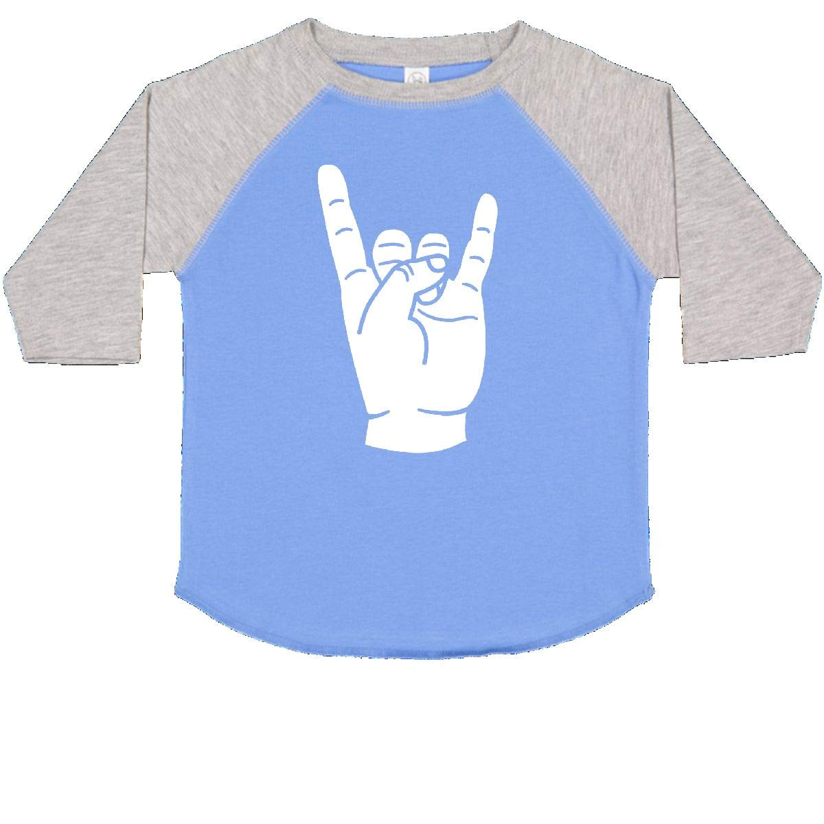 inktastic Rocker Horns Toddler T-Shirt 18b1e