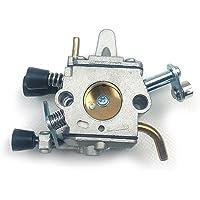 HCO-YU Carburateur Carb Borstel Cutter-onderdelen Past voor STIHL FS400 FS450 FS480 4128 120 0607 Geschikt voor ZAMA C1Q…