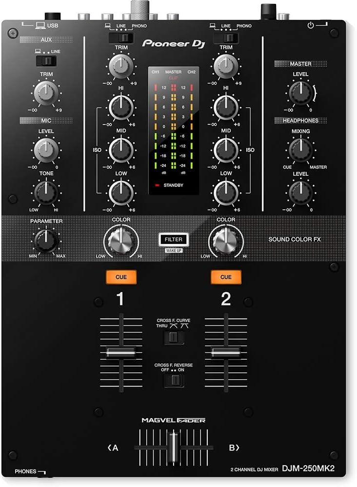 Pioneer DJ Electric (DJM250MK2)