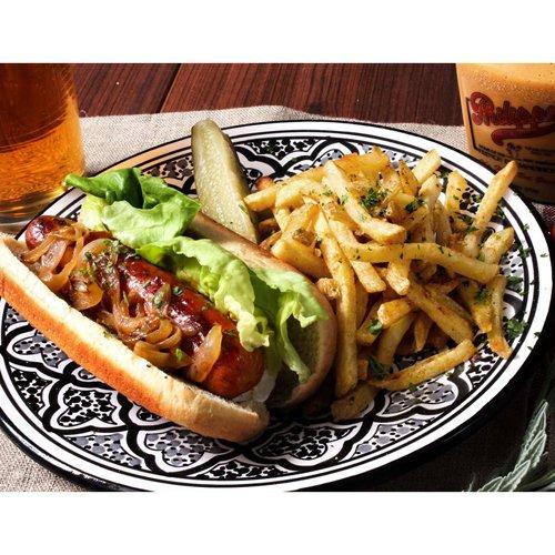 Kobe Wagyu Beef Hot Dogs Frozen - Avg 5 Lb (Pack of 2)